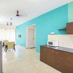 Апартаменты GuestHouser 2 BHK Apartment f0f4 Гоа в номере