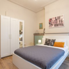 Отель Хостел Bloomsbury Rooms with Shared Bathrooms Великобритания, Лондон - отзывы, цены и фото номеров - забронировать отель Хостел Bloomsbury Rooms with Shared Bathrooms онлайн комната для гостей фото 4