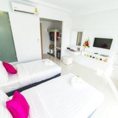 Отель The Frutta Boutique Patong Beach комната для гостей фото 21
