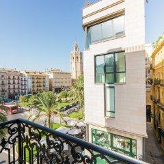 Отель Home Club Mar Испания, Валенсия - отзывы, цены и фото номеров - забронировать отель Home Club Mar онлайн балкон
