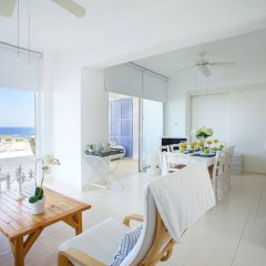 Отель Protaras Seashore Villas Кипр, Протарас - отзывы, цены и фото номеров - забронировать отель Protaras Seashore Villas онлайн комната для гостей фото 5