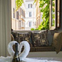 Отель Do-Do Navona Suites балкон