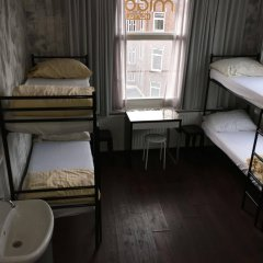 Amigo Budget Hostel комната для гостей