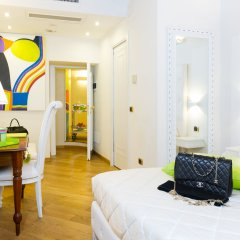 Отель Domus Spagna Capo le Case Luxury Suite в номере фото 2