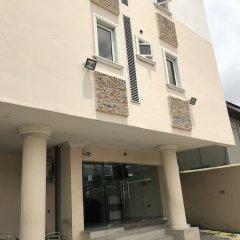 Отель Lakeem Suites Ikoyi парковка