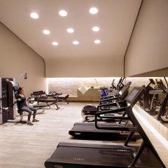Отель Crowne Plaza Barcelona - Fira Center фитнесс-зал фото 4