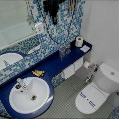 Отель Cosmopol Испания, Ларедо - отзывы, цены и фото номеров - забронировать отель Cosmopol онлайн ванная