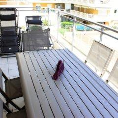 Отель Un Air d'été Франция, Ницца - отзывы, цены и фото номеров - забронировать отель Un Air d'été онлайн балкон