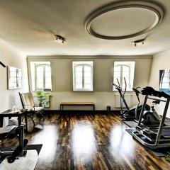 Hotel Suitess фитнесс-зал