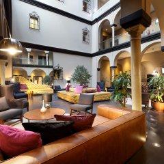 Отель Eurostars Sevilla Boutique интерьер отеля