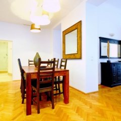 Апартаменты Vienna Residence Quiet Apartment With Space for up to 6 People комната для гостей фото 4