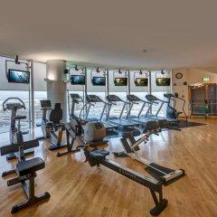 Отель J5 Hotels Port Saeed Дубай фитнесс-зал фото 2