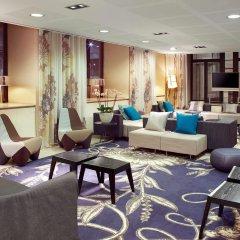 Отель Indigo Brussels - City Бельгия, Брюссель - отзывы, цены и фото номеров - забронировать отель Indigo Brussels - City онлайн интерьер отеля