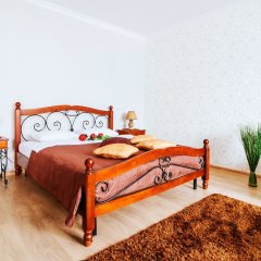 Апартаменты Apartment On Myasnikova Минск комната для гостей фото 5