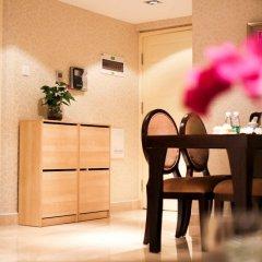 Отель Guangzhou Grand View Golden Palace Apartment Китай, Гуанчжоу - отзывы, цены и фото номеров - забронировать отель Guangzhou Grand View Golden Palace Apartment онлайн спа фото 2