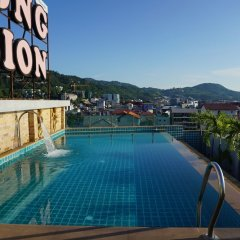 Patong Mansion Hotel бассейн фото 6