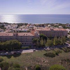 Отель Vila Galé Atlântico Португалия, Албуфейра - отзывы, цены и фото номеров - забронировать отель Vila Galé Atlântico онлайн пляж фото 2