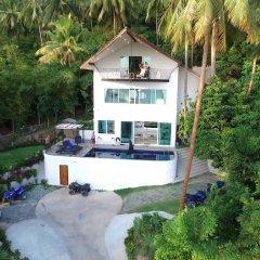 Отель Monkey Flower Villas с домашними животными