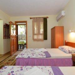 Patara Delfin Hotel Турция, Патара - отзывы, цены и фото номеров - забронировать отель Patara Delfin Hotel онлайн комната для гостей фото 3