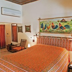 Отель WelcomHeritage Maharani Bagh Orchard Retreat комната для гостей фото 4