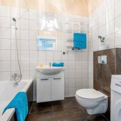 Апартаменты P&O Apartments Okecie ванная фото 2