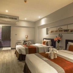 Nouvo City Hotel комната для гостей фото 4