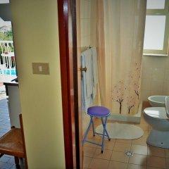 Отель Residence Villa Giardini Италия, Джардини Наксос - отзывы, цены и фото номеров - забронировать отель Residence Villa Giardini онлайн ванная фото 2