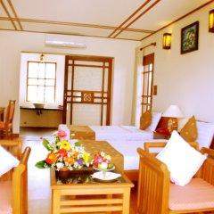 Отель Riverside Bamboo Resort Хойан помещение для мероприятий