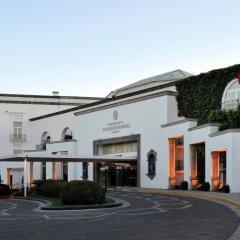 Отель InterContinental Presidente Puebla парковка