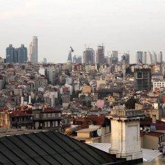 Occidental Pera Istanbul Турция, Стамбул - 2 отзыва об отеле, цены и фото номеров - забронировать отель Occidental Pera Istanbul онлайн балкон