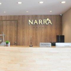 Отель NARRA Бангкок интерьер отеля