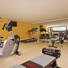 Отель Melia Costa del Sol фитнесс-зал
