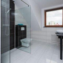 Отель Apartamenty Apartinfo Beach Сопот ванная