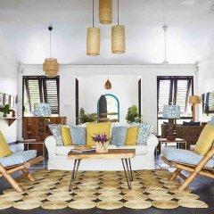 Отель Calabash Bay Four Bedroom Villa Ямайка, Треже-Бич - отзывы, цены и фото номеров - забронировать отель Calabash Bay Four Bedroom Villa онлайн гостиничный бар