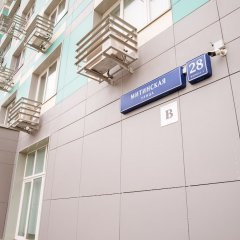 Апартаменты Apartment 347 on Mitinskaya 28 bldg 3 фото 43