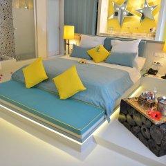 Marge Hotel Турция, Чешме - отзывы, цены и фото номеров - забронировать отель Marge Hotel онлайн комната для гостей фото 2