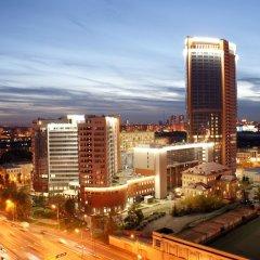 Гостиница Ренессанс Москва Монарх Центр городской автобус