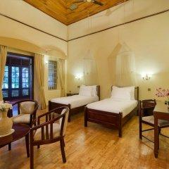 Отель Thebuwana Bungalow комната для гостей фото 2