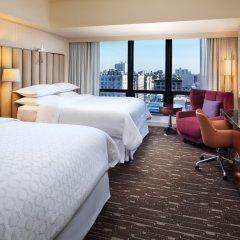 Отель Sheraton Grand Los Angeles комната для гостей фото 3
