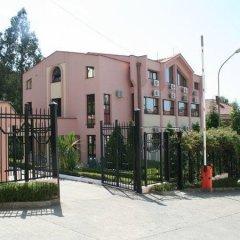 Отель Радужный Сочи парковка