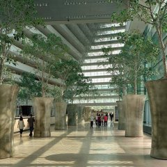 Отель Marina Bay Sands Сингапур интерьер отеля фото 3