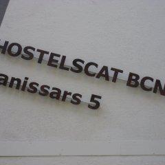 Отель Hostelscat Барселона с домашними животными