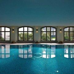 Отель Grand Visconti Palace Италия, Милан - 12 отзывов об отеле, цены и фото номеров - забронировать отель Grand Visconti Palace онлайн бассейн фото 2