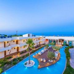 Отель Afandou Bay Resort Suites пляж