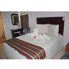 Отель Afrikiko Turkish Restaurant & Guesthouse комната для гостей фото 4