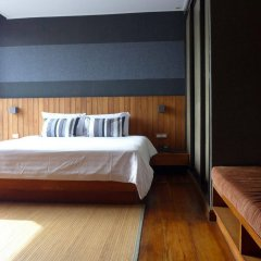 Отель Luxx Xl At Lungsuan Бангкок сейф в номере