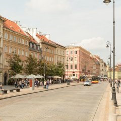 Отель Apartament Old Town by City Quality