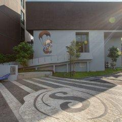 Отель Saturdays B105 спортивное сооружение