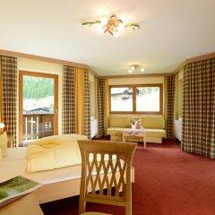 Отель Gasthof Neue Post Хохгургль комната для гостей фото 2