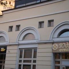 Гостиница Юджин вид на фасад фото 2